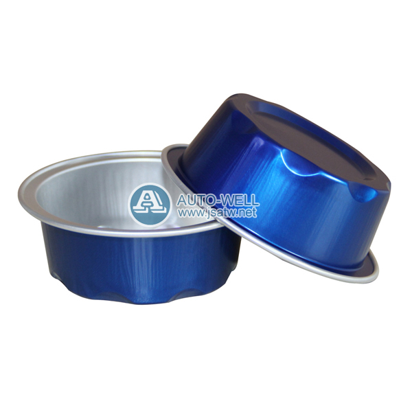 Disposable Smoothwall Aluminium Foil Container